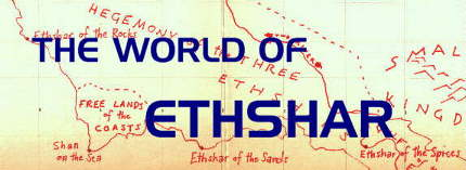 World of Ethshar logo