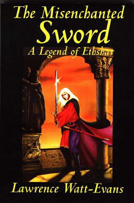 Cover of The Misenchanted Sword, Wildside Press