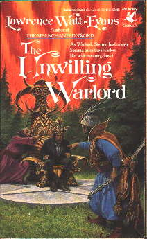 The Unwilling Warlord as published
